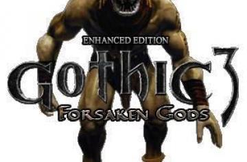 Патч Gothic 3: Forsaken Gods v1.08