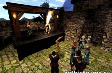 Gothic Multiplayer (обзор, критика 2013)