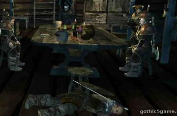 Готика 3 Мультиплеер//Gothic 3 Multiplayer (Альфа версия)