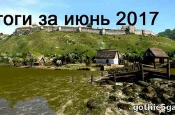 Итоги за июнь 2017 ( ELEX, RISEN 3 - RUSSIAN, Oroliga)