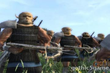 Gothic: Total War небольшой обзор