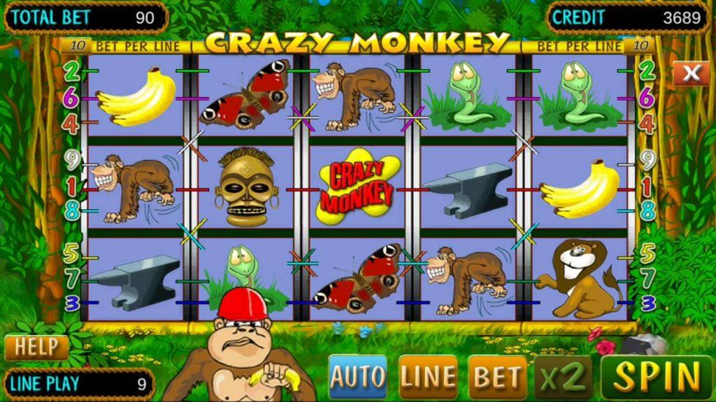 игровые crazy автоматы animals