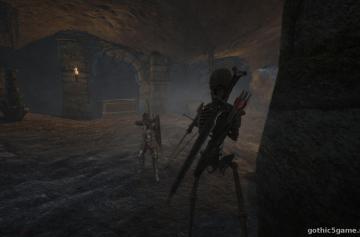 Готика на Адроид, Gothic: Oroliga, ArcaniA: Resurrection