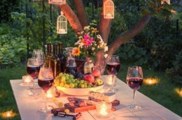 Как устроить незабываемую вечеринку на свежем воздухе?