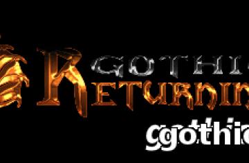 Готика 2 Возвращение (The Returning) 2.0