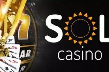 Ассортимент игр от Sol Casino