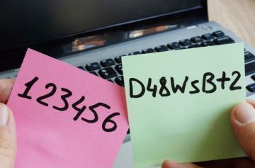 Какие пароли никогда не стоит придумывать