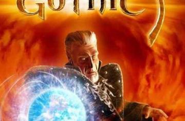 No DVD для Gothic 3
