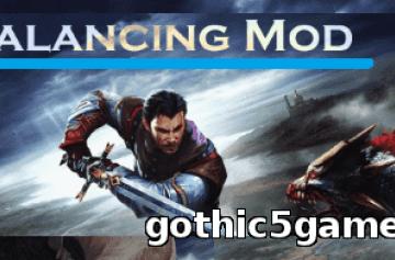 Risen 3 Balance Mod