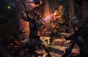 Risen 3: Titan Lords - новые арты и скриншоты с игры