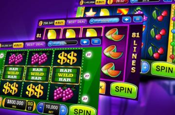 Играть в слоты онлайн на деньги