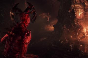 Agony - опубликован новый трейлер демонического хоррора, посвященный Красной Королеве
