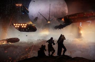 Стартовал бета-тест Destiny 2 на PC