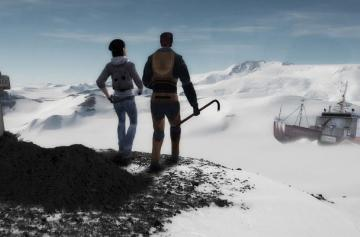 В сеть выложили уровни Half-Life 3