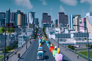 Cities: Skylines - оглашены данные по продажам градостроительного симулятора от студии Colossal Order