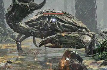 Геймер Dark Souls 3 устроился провожатым для краба ради поиска пасхалки