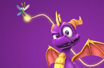 Spyro the Dragon - разработчик неофициального ремейка игры на Unreal Engine 4 выпустил рождественскую демку