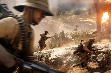 Battlefield 1 - представлен трейлер дополнения