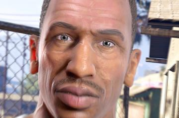 GTA San Andreas показали в реальности