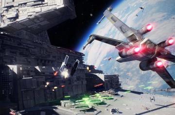 Создатели Star Wars: Battlefront 2 улучшат воздушные бои