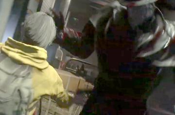 Resident Evil Project Resistance в первом геймплее с таинственным злодеем ужаснул игроков