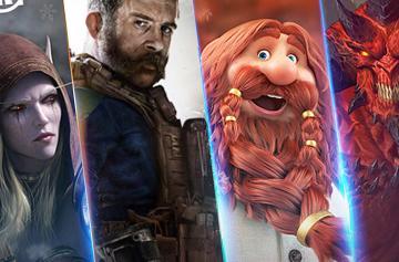 «Черная пятница» Blizzard предлагает забрать хитовые игры почти бесплатно