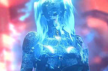 В Cyberpunk 2077 девушка Илона Маска раскрыла свою роль и удивила фанатов