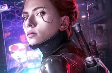 В Cyberpunk 2077 показали убитую Наташу из «Мстители Финал»