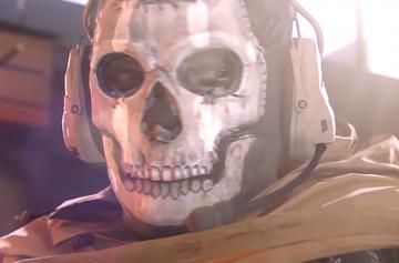 В Call of Duty: Modern Warfare показали «засекреченную» Королевскую битву с Гоустом