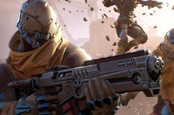 Экшен Outriders с графикой нового поколения показали в новом геймплее