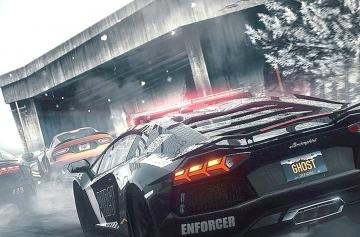 Новый Need for Speed показали в слитом геймплее