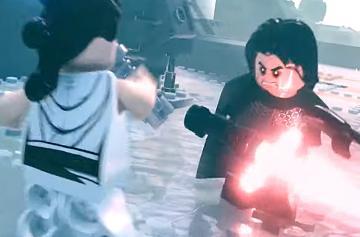 Все 9 фильмов «Звездные войны» собрали в LEGO Star Wars: The Skywalker Saga