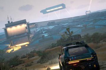 В Cyberpunk 2077 показали новый район и удивили игроков