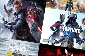 650 рублей на игры Epic Games Store предлагают получить бесплатно