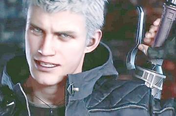 Devil May Cry 5 показали с графикой нового поколения