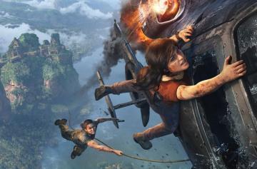 Вышла «Uncharted: Утраченное наследие»