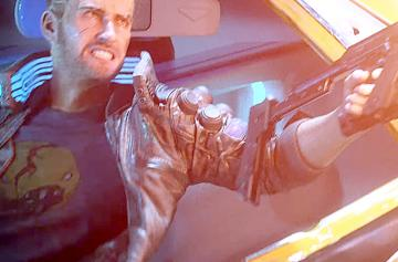 Cyberpunk 2077 в новом ролике с Киану Ривзом, предлагающим сжечь город