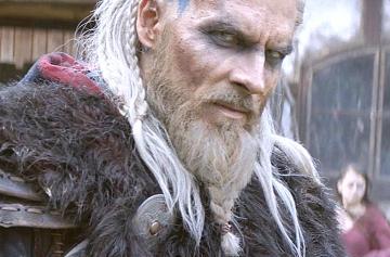 Живой Геральт из «Ведьмак 3» появился в Assassin's Creed: Valhalla