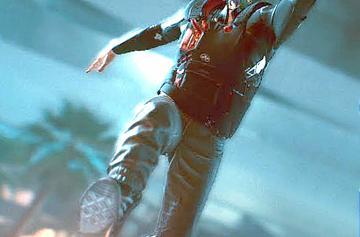 Cyberpunk 2077 двойной прыжок как получить