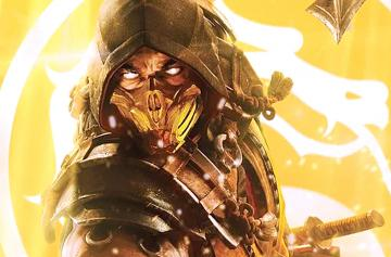 Mortal Kombat 11 получил вид от первого лица