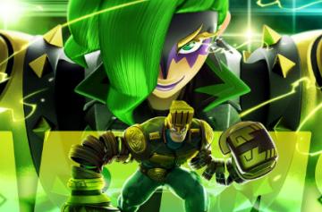 ARMS - эксклюзивный для Nintendo Switch файтинг продолжает пополняться бойцами, разработчики представили новую играбельную героиню