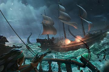 Sea of Thieves - анонсирована дата начала закрытого бета-тестирования консольного эксклюзива Xbox One