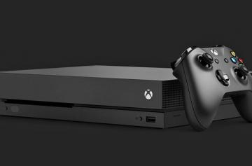 В России открылся предзаказ на Xbox One X