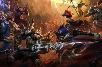League of Legends - Riot Games рассказала о результатах киберспортивного года