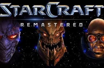 Вышла StarCraft: Remastered