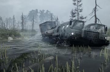 Анонсирована новая версия симулятора езды по дорогам Сибири
