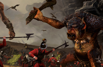 Total War: Warhammer стартовала на первом месте недельного чарта Steam
