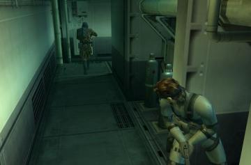 Metal Gear Solid 2: Sons of Liberty вышла на Nvidia Shield
