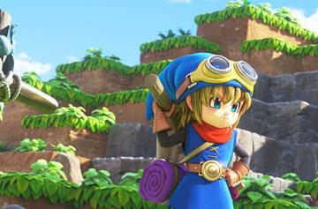 Dragon Quest Builders - новый трейлер и геймплей версии для Nintendo Switch
