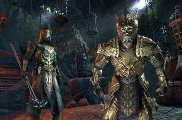 The Elder Scrolls Online - Празднование четырехлетнего юбилея игры